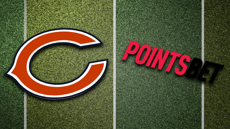 PointsBet announces partnership with Chicago Bears
