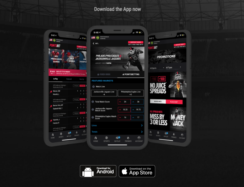 PointsBet Download App Android iOS